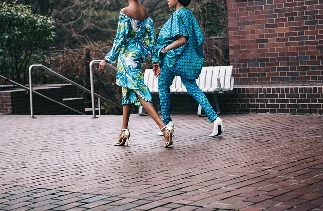 Met Mart Visser op de Amsterdam Fashion Week